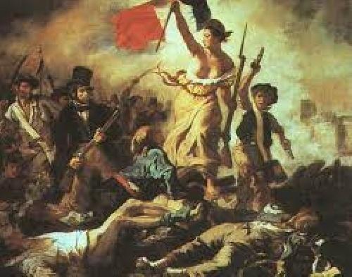 بررسی انقلاب کبیر فرانسه